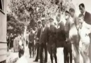 Atatürk ve Doğa Sevgisi, Çınar Ağacı (Yürüyen Köşk) Hikayesi