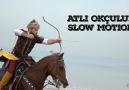 Atlı Okçuluk Slow Motion