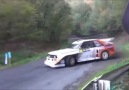 Audi S1 Group B on limit