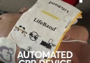 Automated and personalized life-saving CPR!