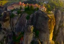 Awesome Places Meteora In Greece - Tag Friends