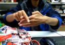 A young illusionist takes the disappearing thumb trick up a notch