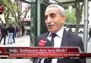 Azerbaycan'da Türkiye sevgisi...