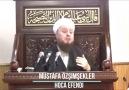 AZRAİL ALEYHİSSELM&KAÇAN AMCA) Mustafa Özşimşekler Hocaefendi