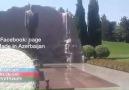 Azrbaycanlı uşaq ailsin kömk üçün Heydr liyevin heyklindn kömk istdi!