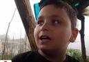 Babasından kızını isteyen 10 yaşındaki Karadenizli çocuk