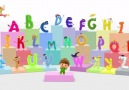 BabyTV - Charlie and the Alphabet Song Facebook