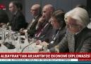Bakan Albayraktan Arjantinde ekonomi diplomasisi