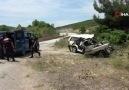 Balıkesir Birlik Gazetesi - Balıkesir&feci kaza