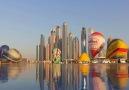 Balloons over Dubai