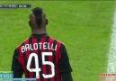 Balotelli'den küfür gibi gol
