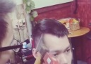 Baltayla Saç Traşı Yapmak