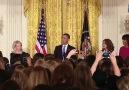 Barack Obama Singing Get Lucky