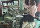Barbie Girl Drumming