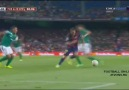 Barcelona 6-0 Leon  Maç Özeti