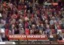 Başbakan Erdoğan, Üstad Necip Fazıl'ın şiirini okuyor..