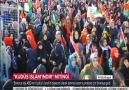 Basında Saadet Partisinin Kudüs İslamındır Mitingi- TRT Haber