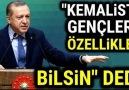 Başkan Erdoğan - Başkan Erdoğan&Kemalist Gençlere DERS NİTELİGİNDE..