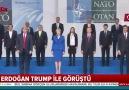 Başkan Erdoğan NATO Zirvesinde