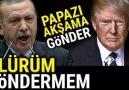 Başkan Erdoğan Trumpu Arayıp Nasıl Meydan Okuduğunu Anlattı..