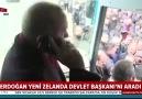 Başkan Erdoğan Yeni Zelanda Devlet Başkanı&aradı