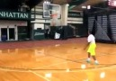 Basketball Moves: Crossover, Behind-the-Back Comboo
