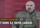 Baş teröristten Gezi ruhu ile hayır çağrısı!