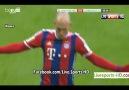 Bayern Munchen 3-0 Hamburg # Amazing Goal Ajen Robben