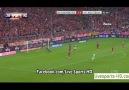 Bayern Munchen 2-1 VFL Wolfsburg # Amazing Goal Olic