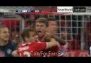 Bayern Munich 2 - 1 Manchester United # Muller