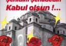 Bayrak inmez Ezan dinmez Şehitler ölmez..Hayırlı Cumalar