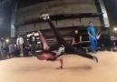 B-Boy Simo Croc at Break the Floor 2015