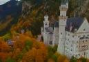 Beautiful Castle Neuschwanstein In Germany