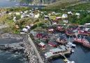 Beautiful Island Lofoten of Norway