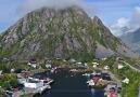 Beautiful Island Lofoten of Norway & Video By Stefan