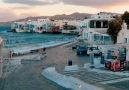 Beautiful Island Mykonos In Greece &
