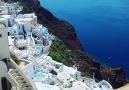 Beautiful Island Santorini In Greece