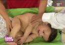 Bebek Masajı ...