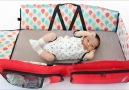 Bebek Seyahat Çantası Travelmom