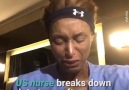 Ben Phillips - This US nurse breaks down into tears after her shift Facebook
