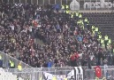 Beşiktaş Fans On Fire!