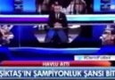 Beşiktaşın 2 yıllık tarihi sona erdi.