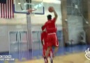 BEST Overall Dunk Contest Of The Year?! CRAZY Dunks At HS Slam!