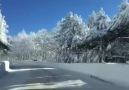 Beyaz cennet Uludağ'a doğru