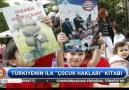 """Beyaz TV - Türkiye'nin ilk """"çocuk hakları"""" kitabı"""