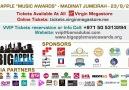 Big Apple Music Awards  2016 Dubai