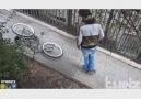 Bike Thieves Prank Instant Karma