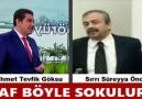 BİRAZ CESARET - AKPli Tevfik Göksu 25 yılda...