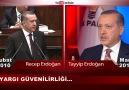 """BİR BAŞBAKAN İKİ ERDOĞAN """"4"""""""