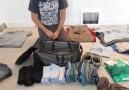 Bir Mühendis Nasıl Çanta Yerleştirir ?